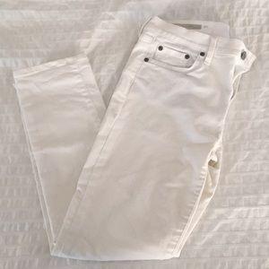 Gap Authentic Best Girlfriend white jean